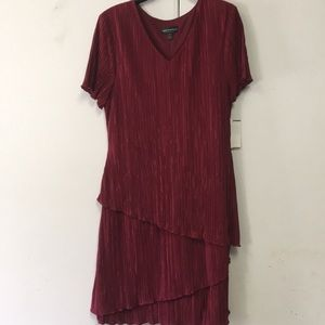 NWT connected apparel dress size 16